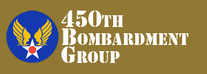 450th Bombardment Group Website Logo